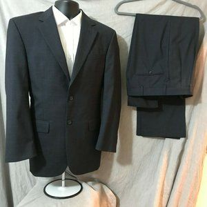 Jos A Bank Mens Two Button Sport Coat Suit Paint